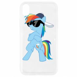 Чохол для iPhone XR Rainbow Dash Cool - FatLine