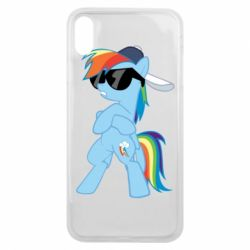Чохол для iPhone Xs Max Rainbow Dash Cool - FatLine