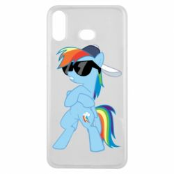 Чохол для Samsung A6s Rainbow Dash Cool - FatLine