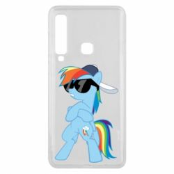 Чохол для Samsung A9 2018 Rainbow Dash Cool - FatLine