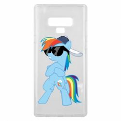 Чохол для Samsung Note 9 Rainbow Dash Cool - FatLine