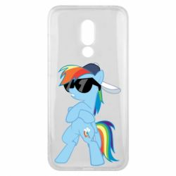 Чохол для Meizu 16x Rainbow Dash Cool - FatLine