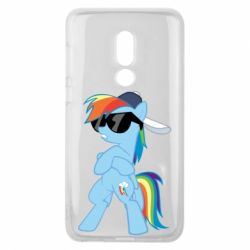 Чохол для Meizu V8 Rainbow Dash Cool - FatLine