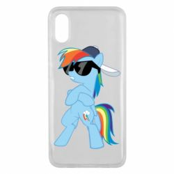 Чохол для Xiaomi Mi8 Pro Rainbow Dash Cool - FatLine