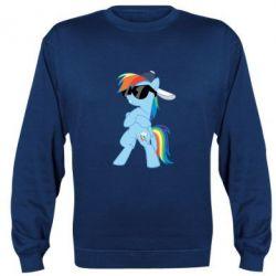 Реглан (світшот) Rainbow Dash Cool - FatLine