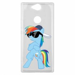 Чохол для Sony Xperia XA2 Plus Rainbow Dash Cool - FatLine