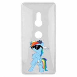 Чохол для Sony Xperia XZ2 Rainbow Dash Cool - FatLine