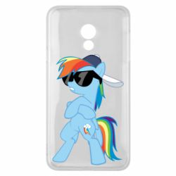 Чохол для Meizu 15 Lite Rainbow Dash Cool - FatLine