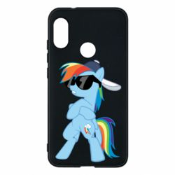 Чохол для Mi A2 Lite Rainbow Dash Cool - FatLine