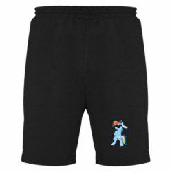 Чоловічі шорти Rainbow Dash Cool - FatLine