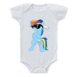 Дитячий бодік Rainbow Dash Cool - FatLine