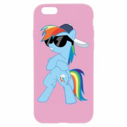 Чохол для iPhone 6/6S Rainbow Dash Cool - FatLine