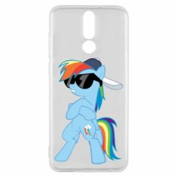 Чохол для Huawei Mate 10 Lite Rainbow Dash Cool - FatLine