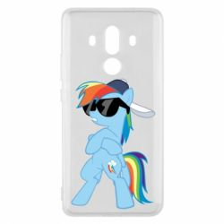 Чохол для Huawei Mate 10 Pro Rainbow Dash Cool - FatLine