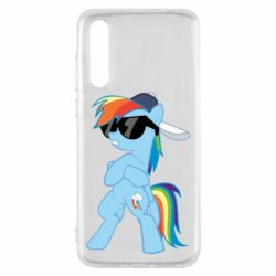 Чохол для Huawei P20 Pro Rainbow Dash Cool - FatLine