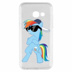 Чохол для Samsung A3 2017 Rainbow Dash Cool - FatLine