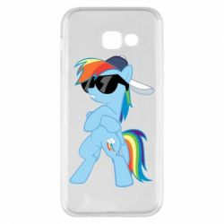 Чохол для Samsung A5 2017 Rainbow Dash Cool - FatLine