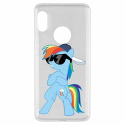 Чохол для Xiaomi Redmi Note 5 Rainbow Dash Cool - FatLine