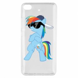 Чохол для Xiaomi Mi 5s Rainbow Dash Cool - FatLine