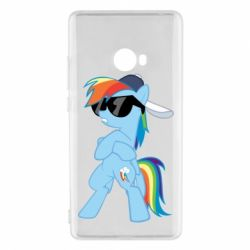 Чохол для Xiaomi Mi Note 2 Rainbow Dash Cool - FatLine