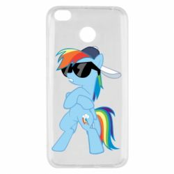 Чохол для Xiaomi Redmi 4x Rainbow Dash Cool - FatLine