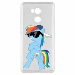 Чохол для Xiaomi Redmi 4 Pro/Prime Rainbow Dash Cool - FatLine