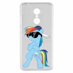 Чохол для Xiaomi Redmi 5 Rainbow Dash Cool - FatLine