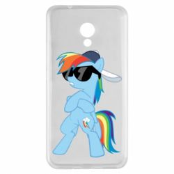 Чохол для Meizu M5s Rainbow Dash Cool - FatLine