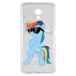 Чохол для Meizu M6s Rainbow Dash Cool - FatLine