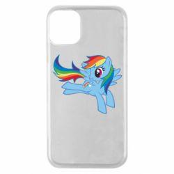 Чохол для iPhone 11 Pro Rainbow Dash run