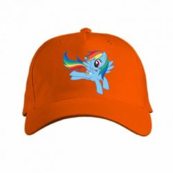 Кепка Rainbow Dash run - FatLine