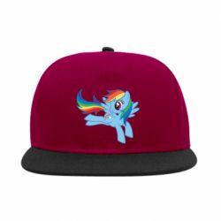 Снепбек Rainbow Dash run - FatLine