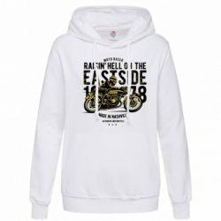 Толстовка жіноча Raisin Hell Moto Racer