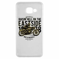 Чохол для Samsung A3 2016 Raisin Hell Moto Racer