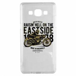 Чохол для Samsung A5 2015 Raisin Hell Moto Racer