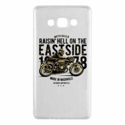 Чохол для Samsung A7 2015 Raisin Hell Moto Racer