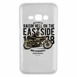 Чохол для Samsung J1 2016 Raisin Hell Moto Racer