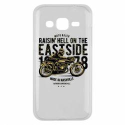 Чохол для Samsung J2 2015 Raisin Hell Moto Racer