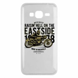 Чохол для Samsung J3 2016 Raisin Hell Moto Racer