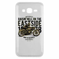 Чохол для Samsung J5 2015 Raisin Hell Moto Racer