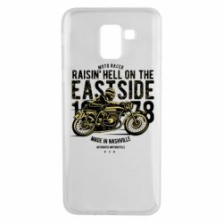 Чохол для Samsung J6 Raisin Hell Moto Racer