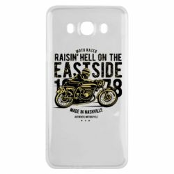 Чохол для Samsung J7 2016 Raisin Hell Moto Racer