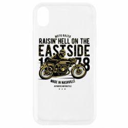 Чохол для iPhone XR Raisin Hell Moto Racer