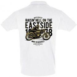 Футболка Поло Raisin Hell Moto Racer