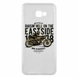 Чохол для Samsung J4 Plus 2018 Raisin Hell Moto Racer