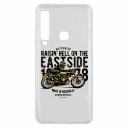 Чохол для Samsung A9 2018 Raisin Hell Moto Racer