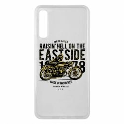 Чохол для Samsung A7 2018 Raisin Hell Moto Racer