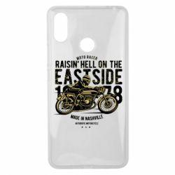 Чохол для Xiaomi Mi Max 3 Raisin Hell Moto Racer