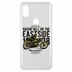 Чохол для Xiaomi Mi Mix 3 Raisin Hell Moto Racer