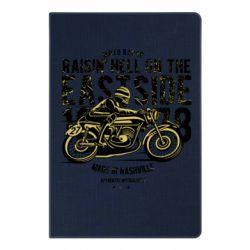 Блокнот А5 Raisin Hell Moto Racer